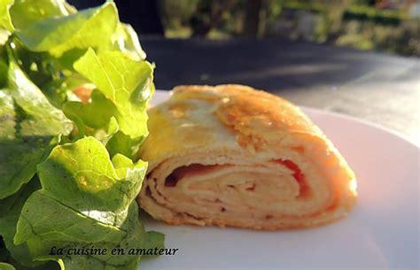 pate a tarte tupperware recette de roul 233 de jambon avec la p 226 te 224 tarte tupperware