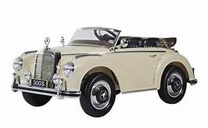 Voiture Enfant Vintage : 12 volts mercedes 300s voiture electrique electrique avec ~ Teatrodelosmanantiales.com Idées de Décoration