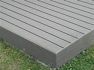 Terrasse Wpc Grau : galerie kategorie terassenb den bild wpc terrasse grau mit dichtgummi 2 ~ Markanthonyermac.com Haus und Dekorationen