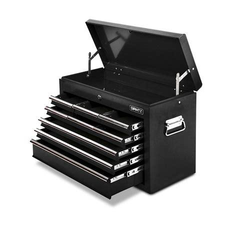 Tool Box Dresser Black by 9 Drawers Tool Box Chest Black