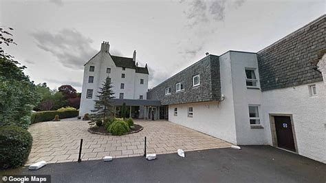 Banister House Hotel by Bridegroom Fights For After Falling 12ft Through