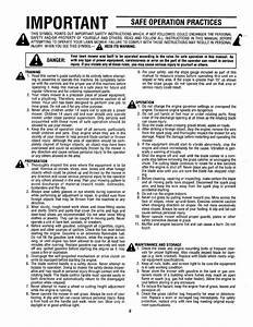 Page 2 Of Bolens Lawn Mower 108 User Guide