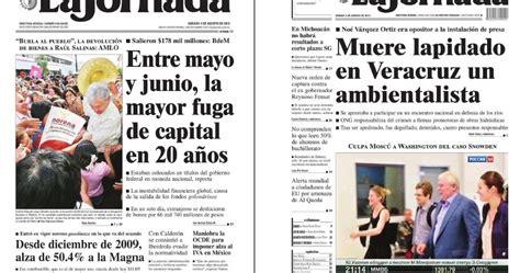 Noticias Guerrer@s Sme Periódico La Jornada 3 Agosto 2013