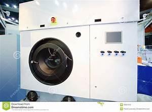 Machine A Laver Industrielle : grande machine laver industrielle moderne blanche ~ Premium-room.com Idées de Décoration