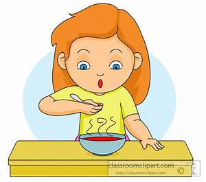 Eating Breakfast Clipart - Clipart Suggest