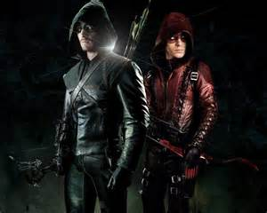 Red and Green Arrow Arrow