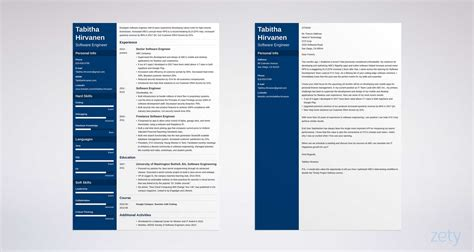 What Is The Best Resume Writing Software by Software Engineer Cover Letter Sle Writing Guide 15