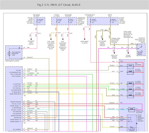 Transmission Wiring Diagrams Please Can Get Chevy