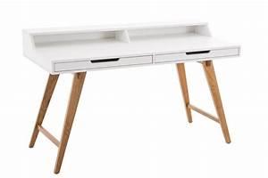 Tisch Eiche Weiß : schreibtisch eaton wei eiche tisch sekret r holz b rotisch computertisch neu ebay ~ Indierocktalk.com Haus und Dekorationen