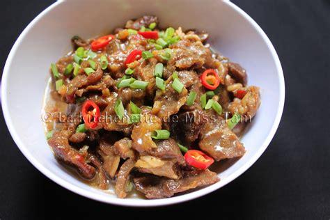 cuisine vietnamienne recette porc au caramel au poivre thịt kho tiêu la kitchenette