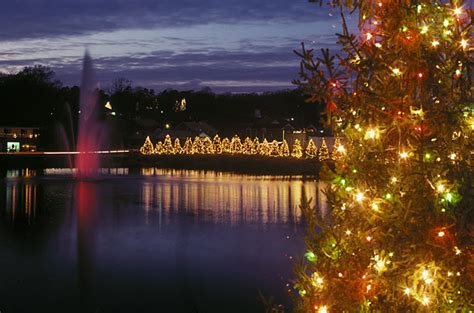 mcadenville n c christmas town usa holiday
