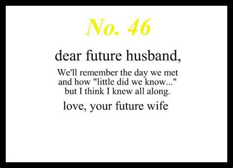 Best 20+ Dear Future Husband Ideas On Pinterest  To My