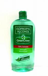 Green Cross Isopropyl Alcohol 70% Solution With ...