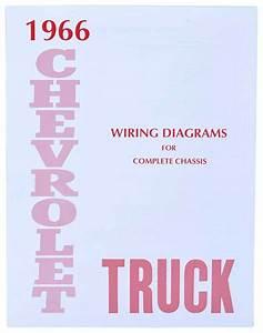 1966 Chevy C20 Wiring Diagram