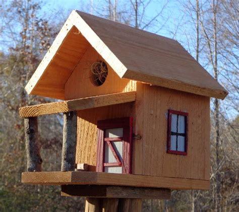 cool bird house plans fancy bird house plans