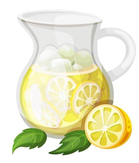 Lemonade Clip Transparent Lemonade Png Clipart Summer Vacation Png