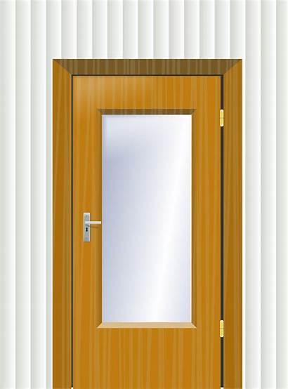 Door Wall Cristal Clipart Svg