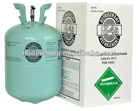 Wholesale Air-conditioner Freon Gas Cylinder Hfc R134a