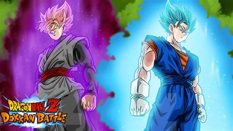 super saiyan blue vegito super saiyan rose goku black