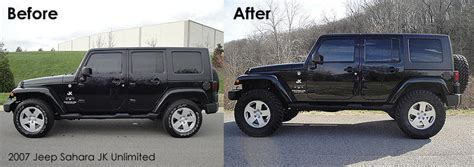 stock jeep wheels and tires 2 5 quot lift 35 quot tires on stock 18 quot rims jeep wrangler