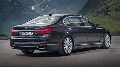 Bmw 7-series 740le Xdrive Iperformance (2016) Review