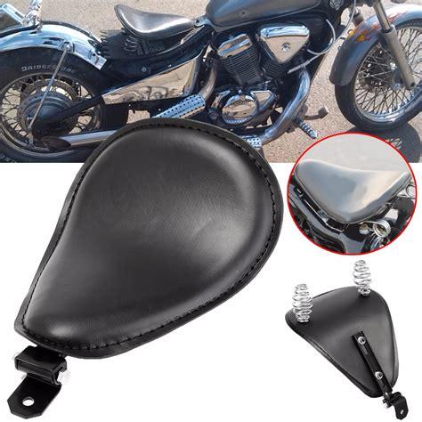 siege moto sièges en cuir pour siège de moto pour harley sportster