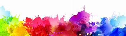 Holi Colors Colorful Transparent Backgrounds Smoke Pngio