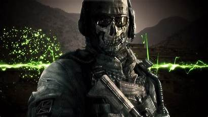 Duty Call Ghost Ghosts