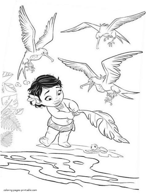 moana coloring pages  print coloring pages printablecom