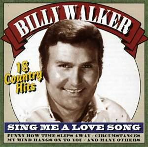 Billy Walker Records, LPs, Vinyl and CDs - MusicStack