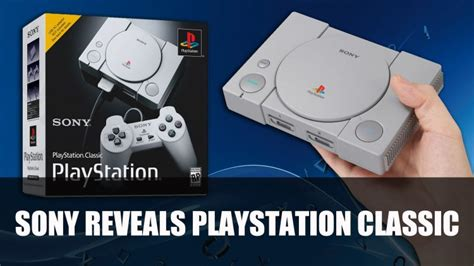 sony announces playstation classic a mini ps1 fextralife
