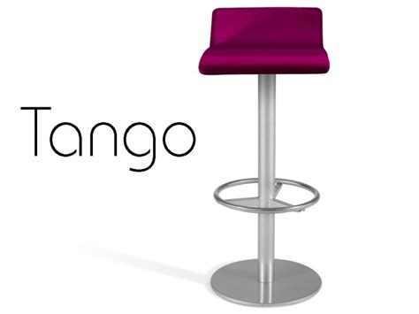 pin it with tabouret de bar couleur aubergine