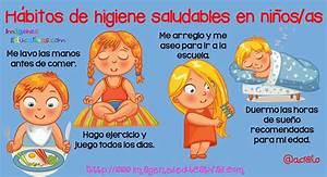 Hábitos de higiene saludables en niños y niñas (2) Imagenes Educativas