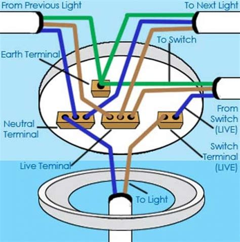 wiring diagram for light fixture wiring diagram and