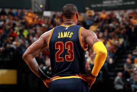 WATCH: LeBron James Nails Dagger Three-Pointer in Series ...
