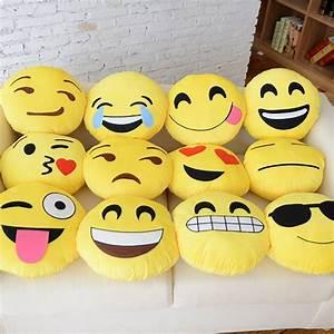 Emoji Pillows Shopswell