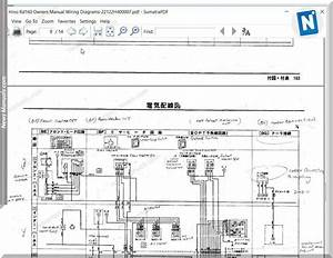 Electrical Wiring Diagram Product Manual User Guide