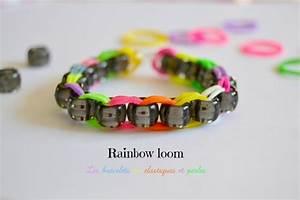 Bracelet Avec Elastique : les bracelets en lastiques et perles sans machine maman tt faire ~ Melissatoandfro.com Idées de Décoration