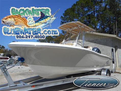 Boats For Sale St Augustine Florida by Pioneer 202 Islander Boats For Sale In St Augustine Florida
