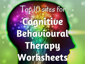 Best Cbt Top 10 Cbt Worksheets Websites