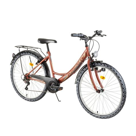fahrrad damen trekking kreativ 2614 26 quot damen trekking fahrrad modell 2018