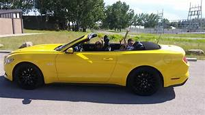2016 Ford Mustang GT Convertible - Canadian Automotive Journal