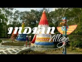 wisata kampung indian dssempu ngancar kediri area kelud