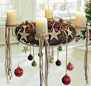 Diy Deko Weihnachten : adventskranz basteln das highlight in der adventszeit ~ Whattoseeinmadrid.com Haus und Dekorationen