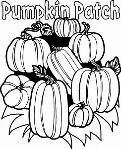 Birthday Balloons Coloring Pages Transmissionpress Pumpkin Patch Coloring Page