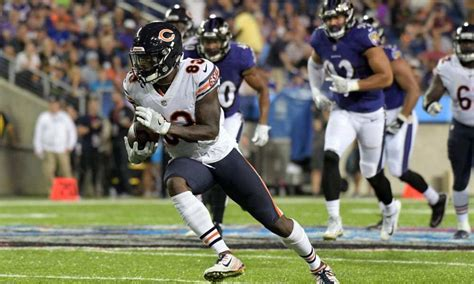 Bears: 5 players on the roster bubble in training camp