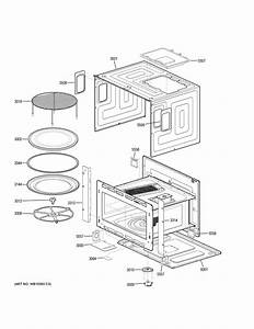Ge Ctc912p2n1s1 Wall Oven  Microwave Combo Parts