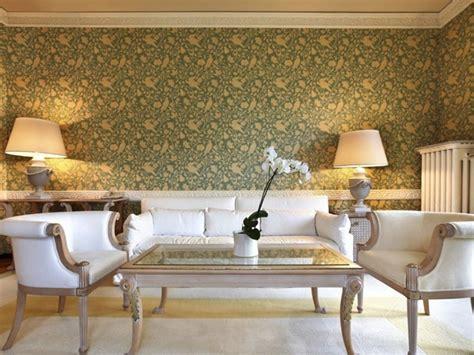 luxury living room wallpaper decoration  ideas