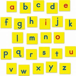 ezreadtm magnetic foam lowercase letter tiles With letter squares