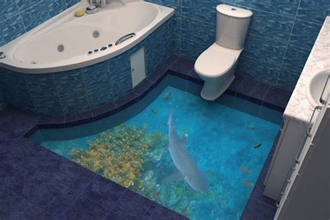 Thrilling 3D Epoxy flooring ? an eye catcher in the